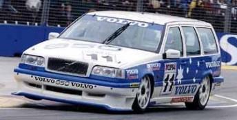 The Volvo 850 Estate in Adelaide, 1995