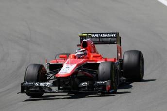 Marussia will benefit from Ferrari power next year