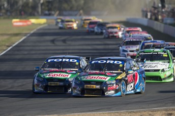 FPR are highly placed in the eyes of the Castrol EDGE V8 Predictor for the Winton 360