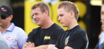 Garry Brazier (left) and son Jordyn will race the full WSS campaign this year