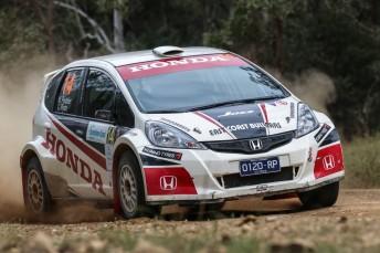 honda withdraws from australian rally championship speedcafe. Black Bedroom Furniture Sets. Home Design Ideas