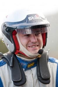 Nathan Quinn will drive a WRC MINI at Rally Australia