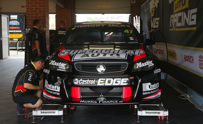 Tim Slade's Walkinshaw Holden