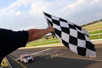 Rob and Shane Marshall take victory in the Sandown 3 Hour Classic