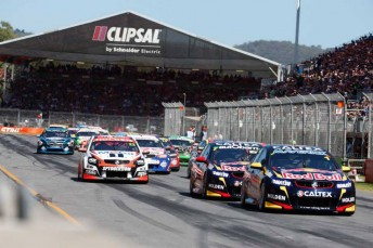 The new Safety Car restart rules proved contentious in Adelaide