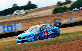 Scott McLaughlin moved to seventh in points across the weekend