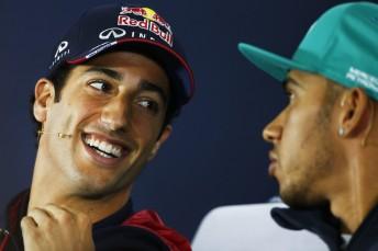 Daniel Ricciardo confident Red Bull can catch Mercedes