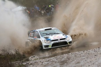 Latvala was unstoppable in Argentina