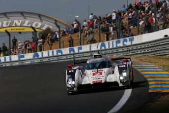 Audi continued its phenomenal Le Mans record with yet another victory