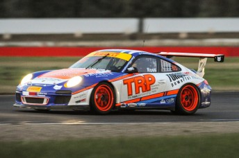 Fraser Ross secures Race 1 victory at Winton