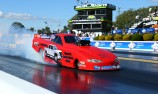 Leahy lays down the challenge at Fuchs Winternationals