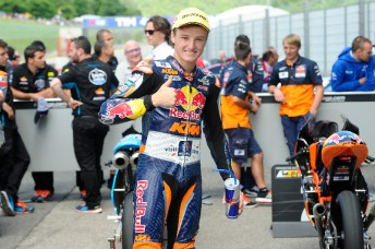 Jack Miller edging closer to Moto2 deal for 2015