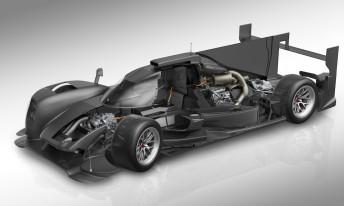 Underneath the skin of Porsche's 919 hybrid