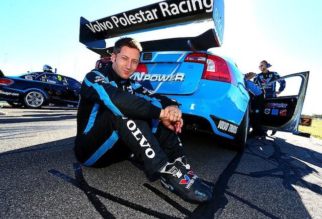 Robert Dahlgren has endured a tough start to his V8 Supercars career