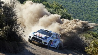 Volkswagen commits future to WRC