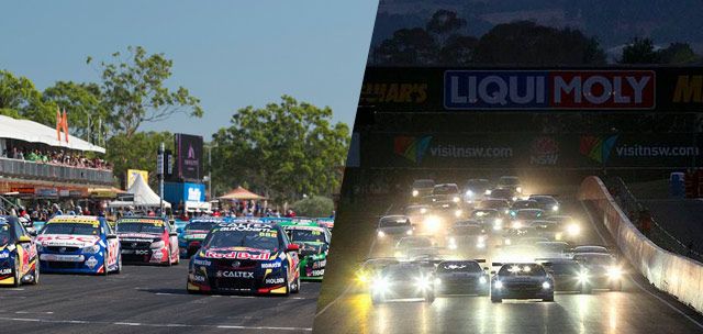 POLL: Will you watch the V8 pre-season test or the Bathurst 12 Hour if they clash next February?