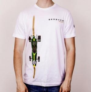 Brabham retro merchandise has been launched