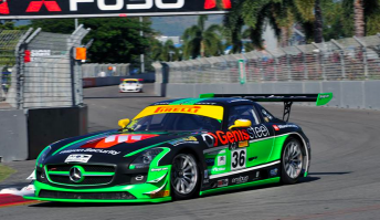 Richard Muscat extended his points lead with the round win
