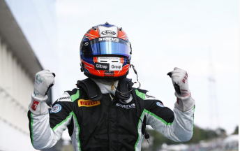 Richie Stanaway claims another victory for Status