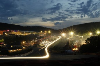 Ten Australasian drivers will be in action at Spa