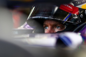 Sebastian Vettel topped the final practice session at Silverstone