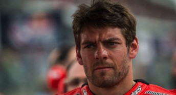 Cal Crutchlow has left Ducati to join LCR Honda for 2015