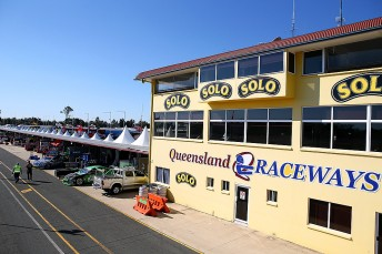 V8 Supercars are no longer restricting Queensland teams to test only at Queensland Raceway