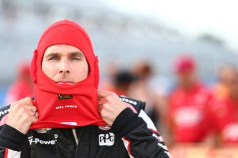 Will Power holds a 39-point advantage going into the penultimate round at Sonoma