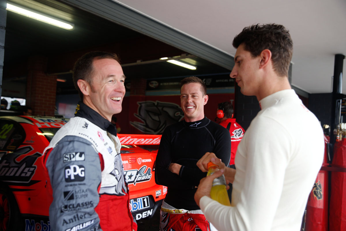 PREDICTOR: Courtney/Murphy top combo - Speedcafe
