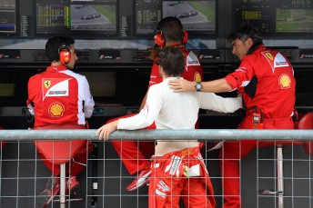 FIA to bring in radio ban for next year