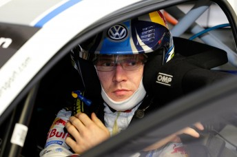 Latvala is chasing his first win on tarmac