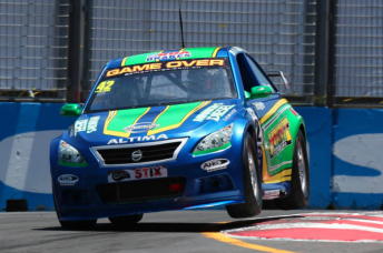 Trent Young won three of the four Aussie Racing Car contests at the Castrol Edge Gold Coast 600
