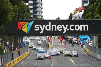 Stewards have confirmed they have begun an investigation into an alleged assault involving a Dunlop Series driver following the final race at Sydney Olympic Park