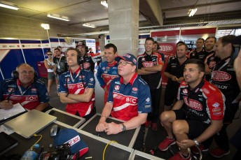 BJR has restructured its engineering department ahead of the new season