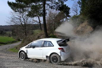 The new program will be Toyota's first WRC effort in 18 years