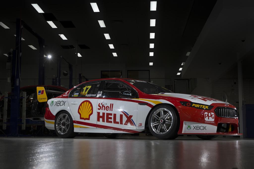 GALLERY: DJR Team Penske Shell Helix launch - Speedcafe