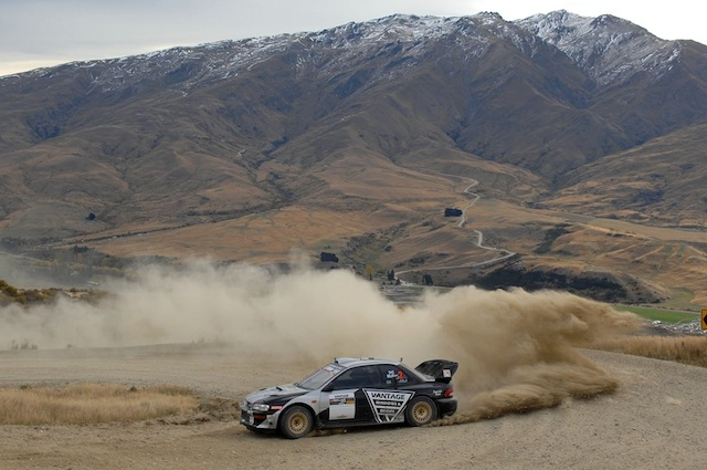 Rally ace Alister McRae landed the Race to the Sky overall win at his first attempt