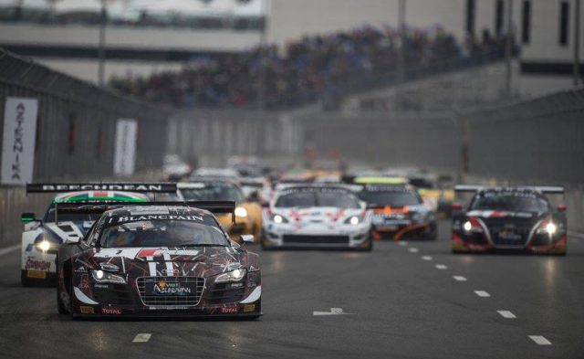 The Blancpain GT Series has gone from strength to strength