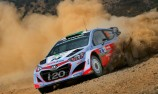 Paddon takes measured approach for Argentina