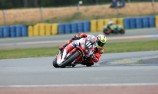 Honda Racing qualifies on provisional front row in Le Mans