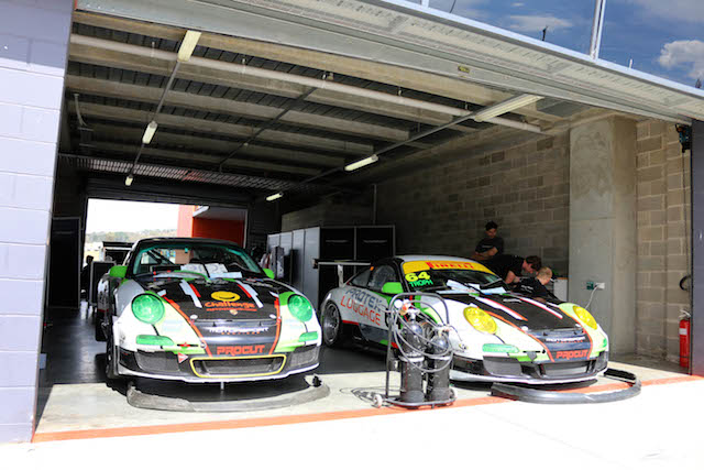 The Motorsport Services team from New Zealand is back on the Mountain