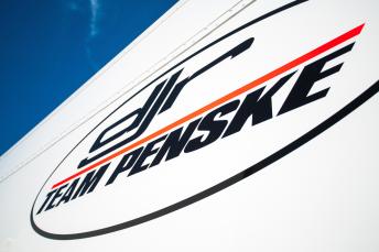 DJR Team Penske will use its single test day this week