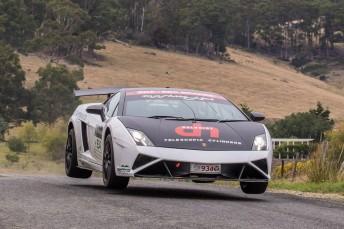 Jason White is a five-time Targa Tasmania Champion - PIC: Angryman Photography