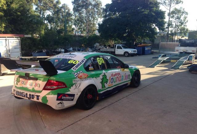 Matt Chahda Motorsport has taken delivery from the Queensland-based MSR. pic: facebook