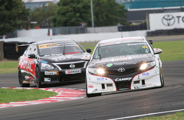 A combined New Zealand Touring Car category will feature among the PRS line-up
