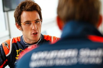 Neuville did start the event