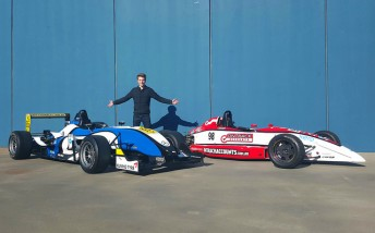 Luke Ellery set to contest Australian F3 and Formula Ford rounds
