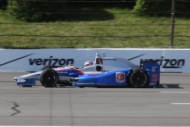 Justin Wilson remains in a critical condition in hospital following his tragic accident at Pocono