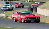 Australian Muscle Car Masters - Sydney Motorsport Park, 5 September 2015