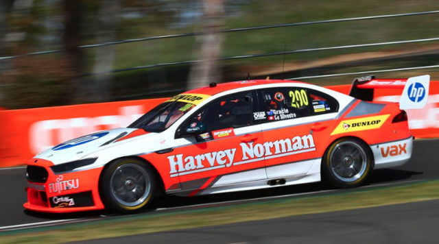 The Harvey Norman Supergirls Ford